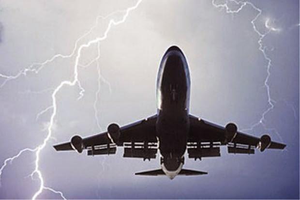 Pesawat MAS KL-Langkawi Disambar Petir