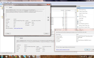 event id 14332 windows 7 mdia player network sharing service