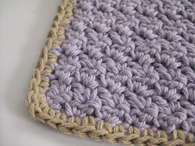 Craftyrie Free Pattern Crochet An Easy Peasy Washcloth