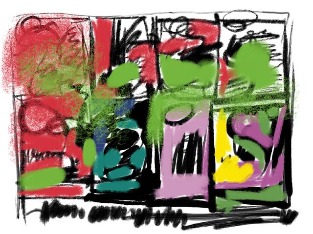 Pinceladas da serie de pinceis Wet, que estão disponíveis no nosso code.google.