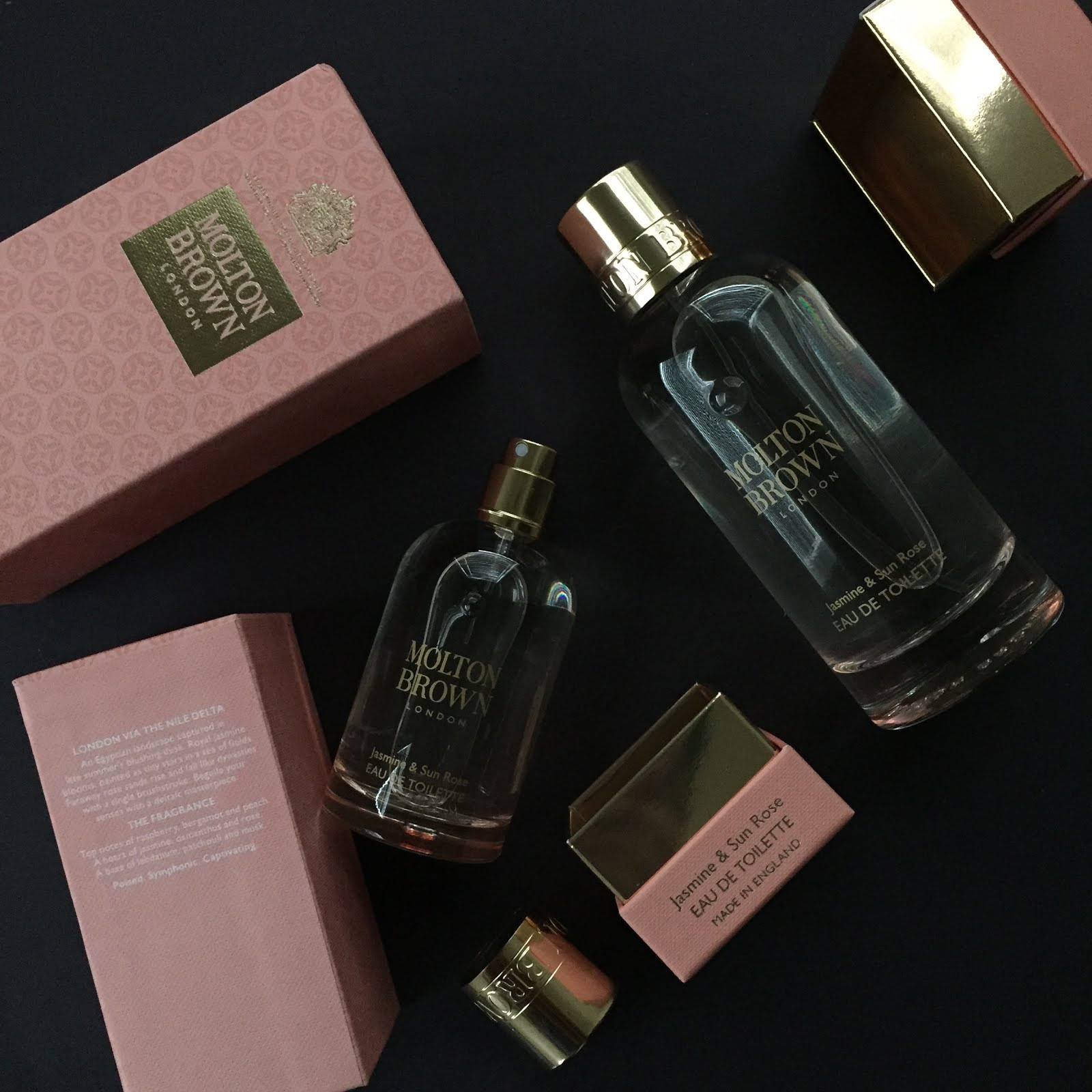 Giveaway | Molton Brown