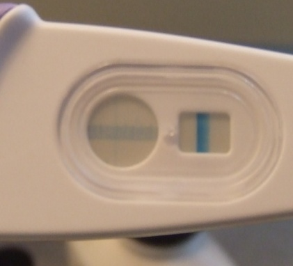 false positive pregnancy test basically means hcg was detected in the