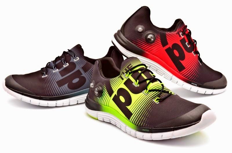 reebok Running, REEBOK ZPump Fusion Revolution, ZPump Fusion, reebok, Pump technology, Be More Human, reebok delta,