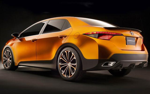 Corolla Furia sugere que a Toyota pode estar pronta para dar à