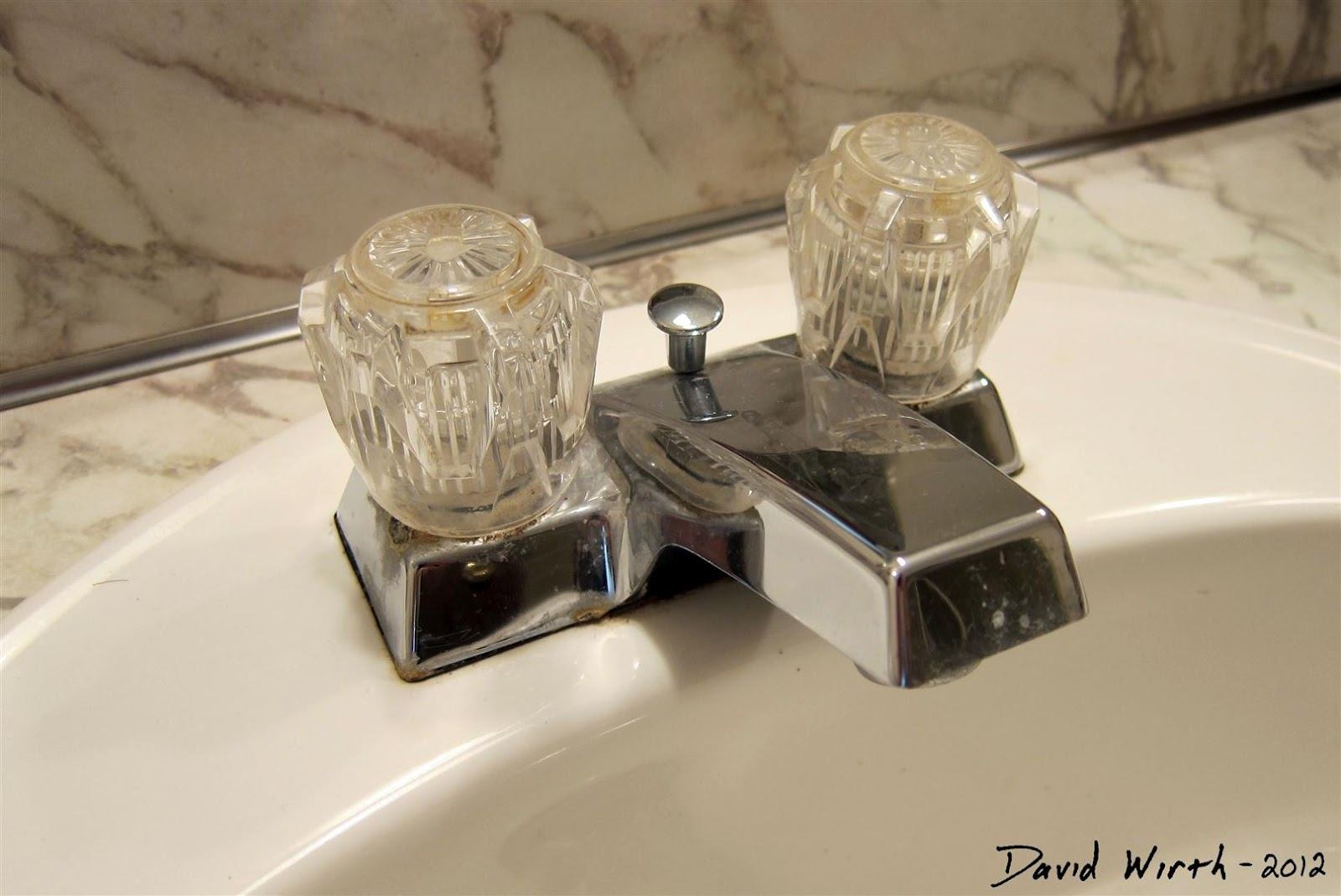 Old Cheap Bathroom Faucet, Get Rid Of That Old Faucet, Cheapest Bathroom  Faucet