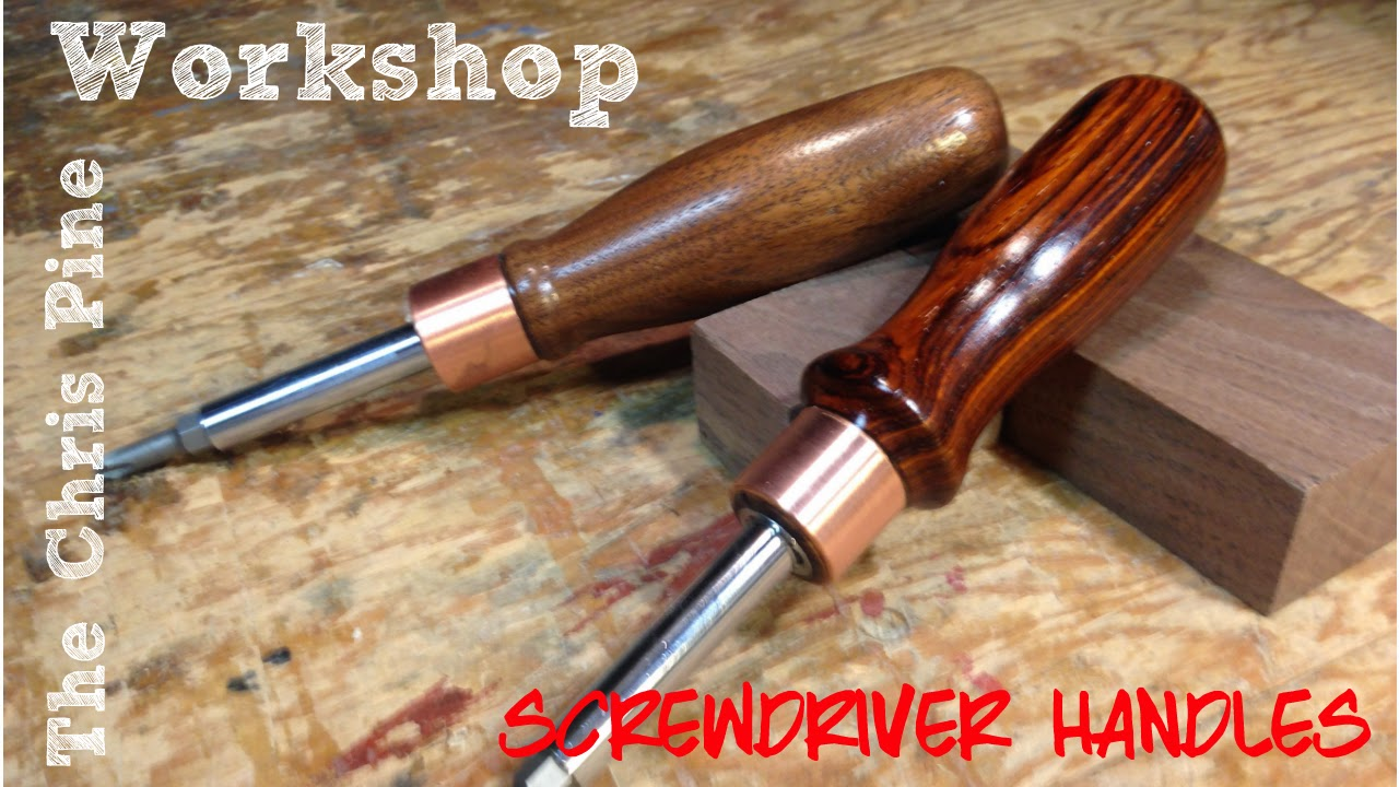 how to make a screwdriver in solidworks