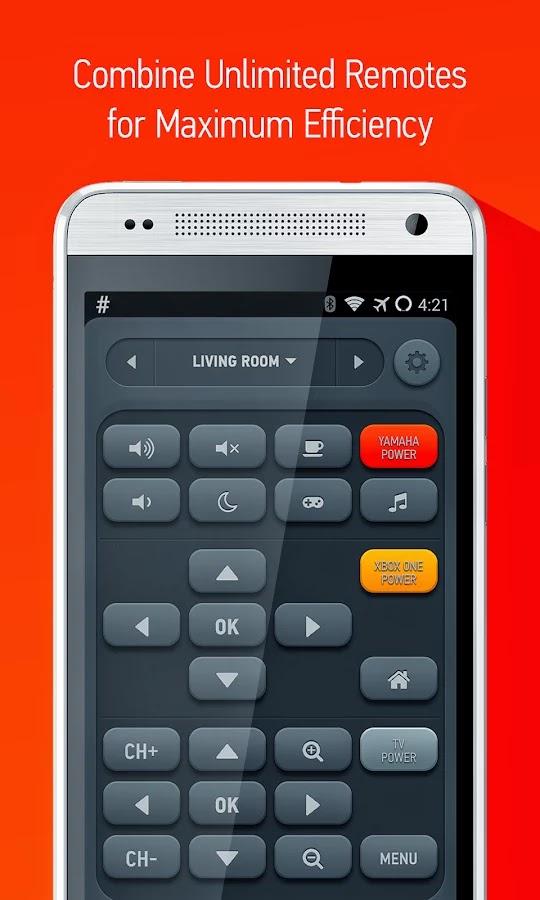 Smart IR Remote - AnyMote v2.1.9