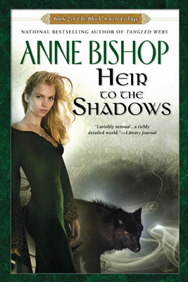 Heir of the Shadows (Black Jewels Trilogy: Book 2) by Anne Bishop
