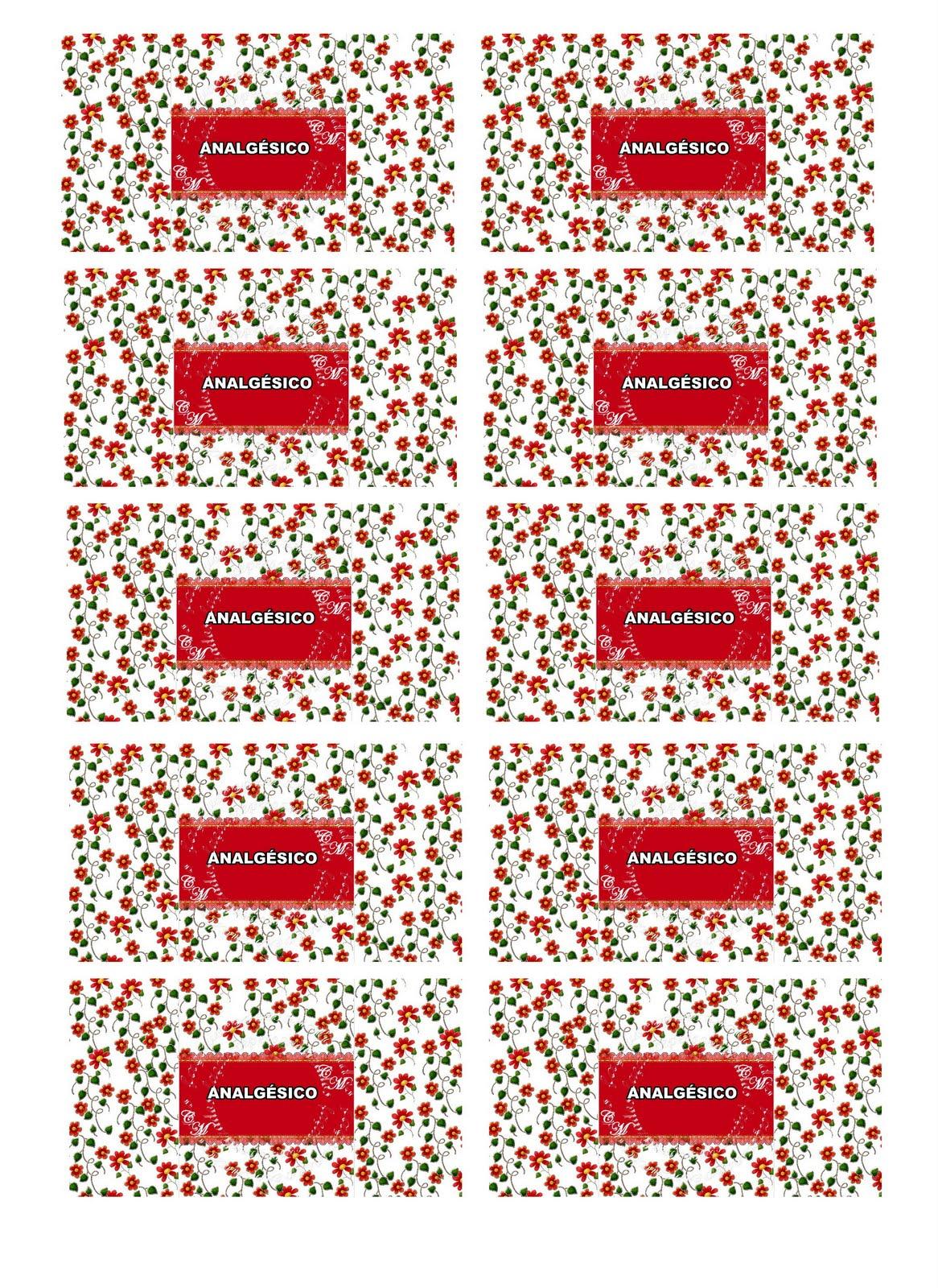Faça você personalizados: Kit baheiro floral #9E2311 1166 1600