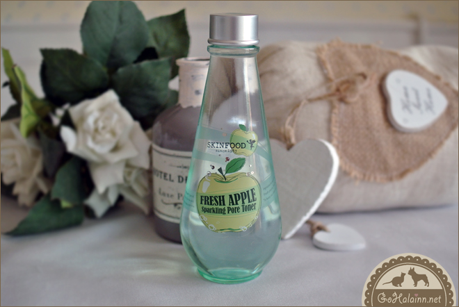 Skinfood Fresh Apple Sparkling Pore Toner Review