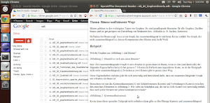 OpenDocument Reader su Google Chrome in Ubuntu Linux