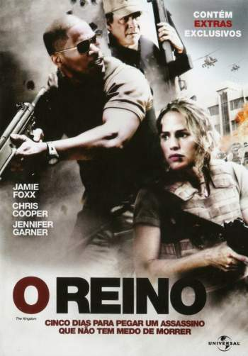O Reino Torrent - BluRay 1080p Dublado