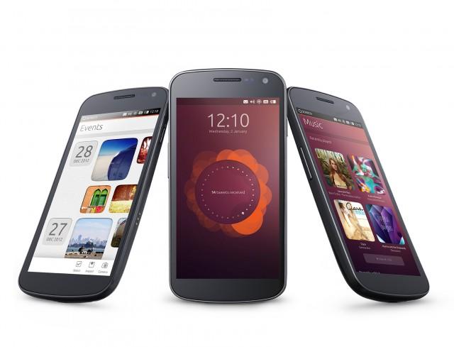 ubuntu dans les smartphones