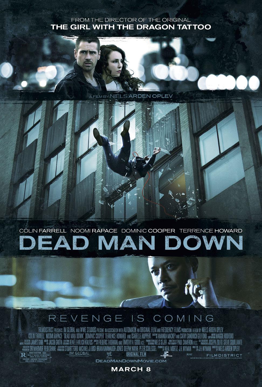 Dead Man Down / Кръв за кръв (2013)