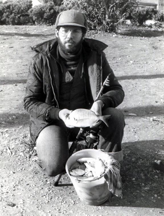 24 dicembre 1977 - Pesca dalla barca a Barletta