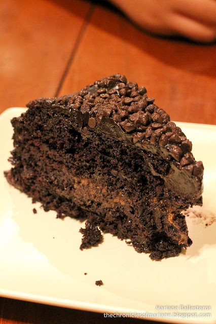 Chocolate Cake Equals How Many Beers