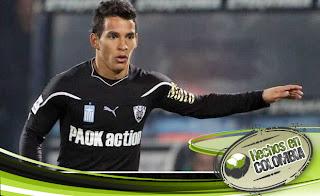 Diego Arias es nuevo jugador del Cruzeiro