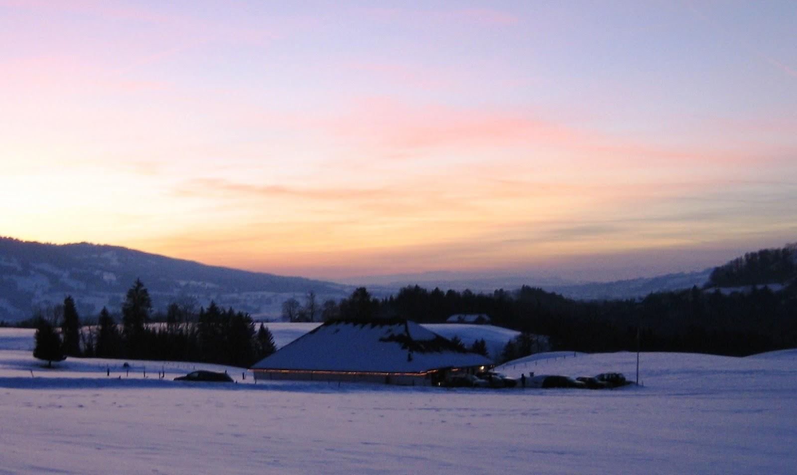 Les petites histoires de fribourg region kurze geschichten - A quelle heure le soleil se couche t il ...