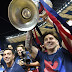 Can Barcelona win the treble again this season?