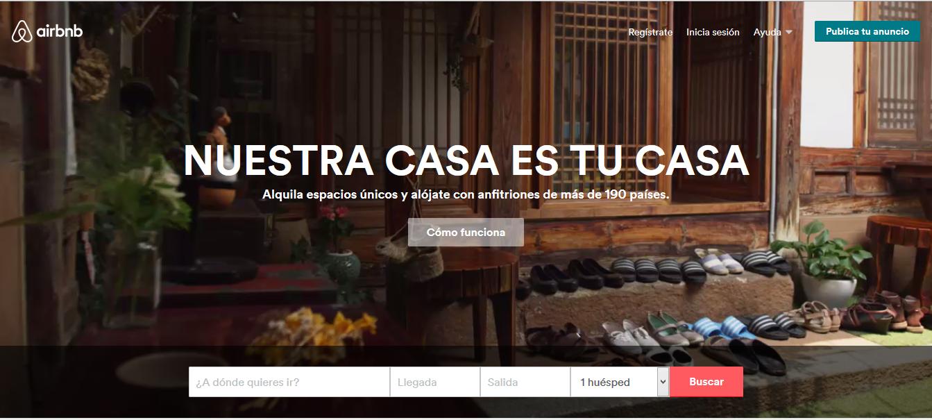 Diarios de cantimplora airbnb pros y contras - Nuestra casa es tu casa ...