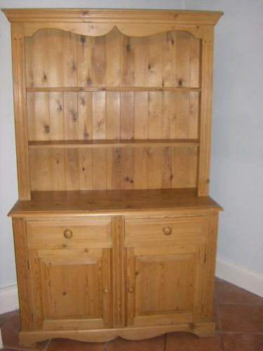 free woodworking plans welsh dresser