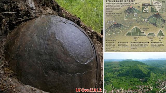 Géante sphère en pierre trouvée en Bosnie est le signe de l'ancienne civilisation avancée ?