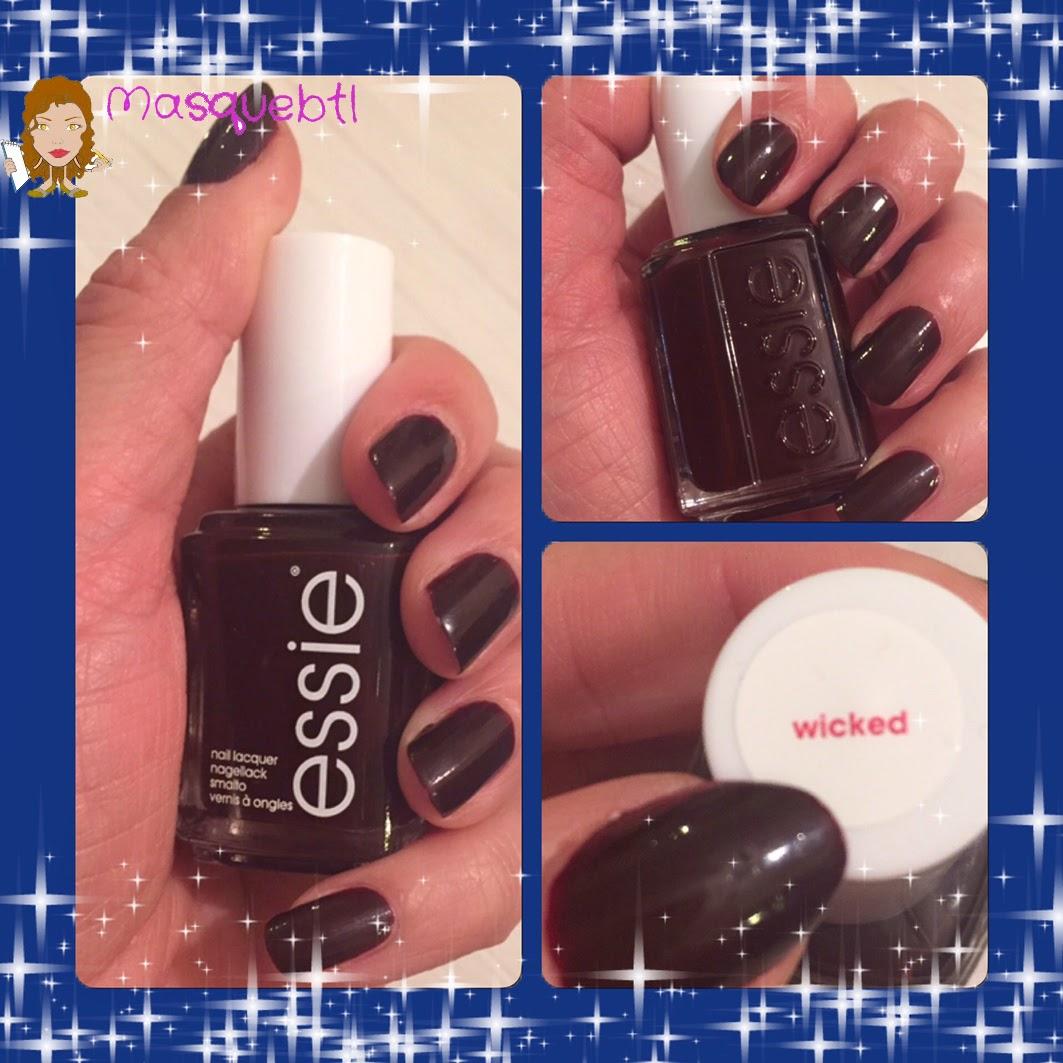Masquebtl: He probado: Tonos rojos de lacas de uñas de Essie