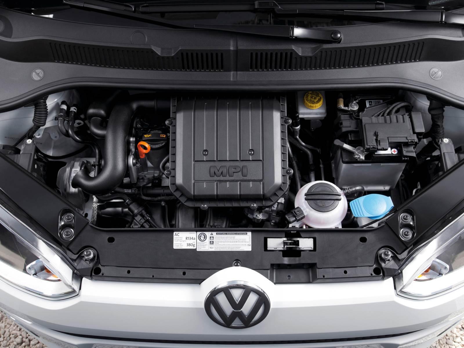 Volkswagen up! 2 portas - motor 1.0 três cilindros