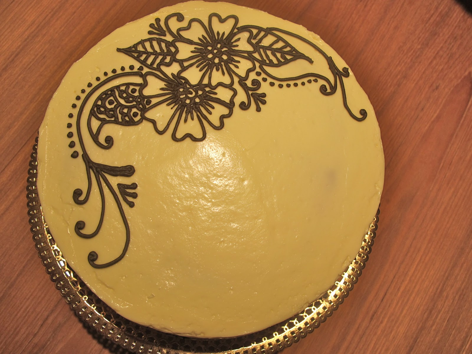 22 New Henna Cake | makedes.com