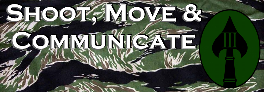 Shoot, Move & Communicate
