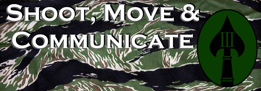 Shoot, Move & Communicate
