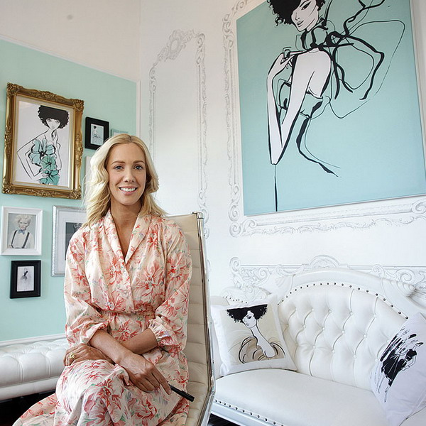 celebrity-homes-megan-hess-studio