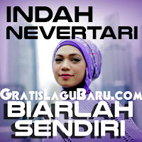 Download Lagu POP Indah Nevertari Biarlah Sendiri MP3