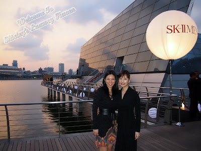 lifestyle blogger with writer for timeout singapore