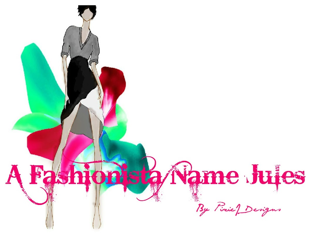 A Fashionista Name Jules