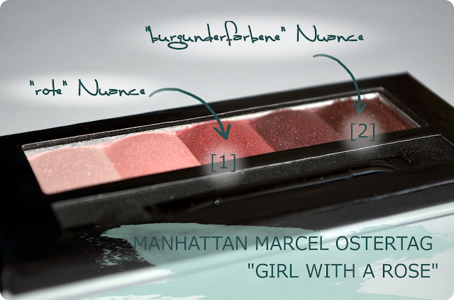 AMU Ruby Eyes The Beauty of Oz - Marcel Ostertag Palette