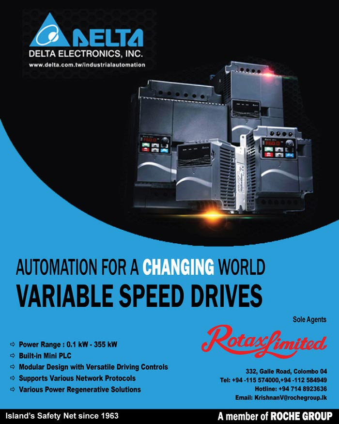 Rotax Limited has spearheaded the exponential growth of the country's Engineering industry, diversifying into many spheres, and has become the industrial name within the electrical engineering community of Sri Lanka, for over 50 years, leaving a robust footprint and market presence in Sri Lanka.