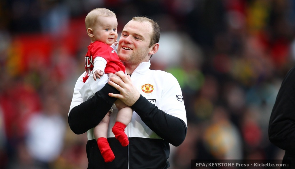 Wayne Rooney Family Wayne Rooney Family Pics FOOTBALL STARS WALLPAPERS