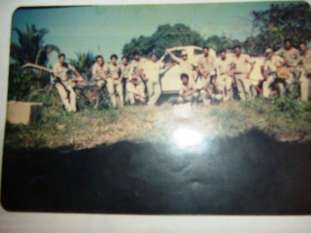 fotos dos malaeiros da EX Sucam