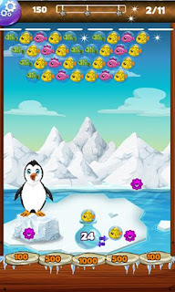 Screenshots of the Frozen Antarctic for Android tablet, phone.