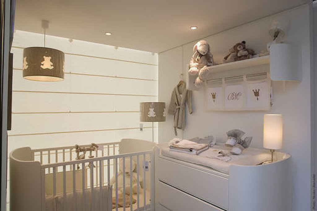 Good morning style la habitaci n del beb - Ideas para decorar habitacion de bebe ...