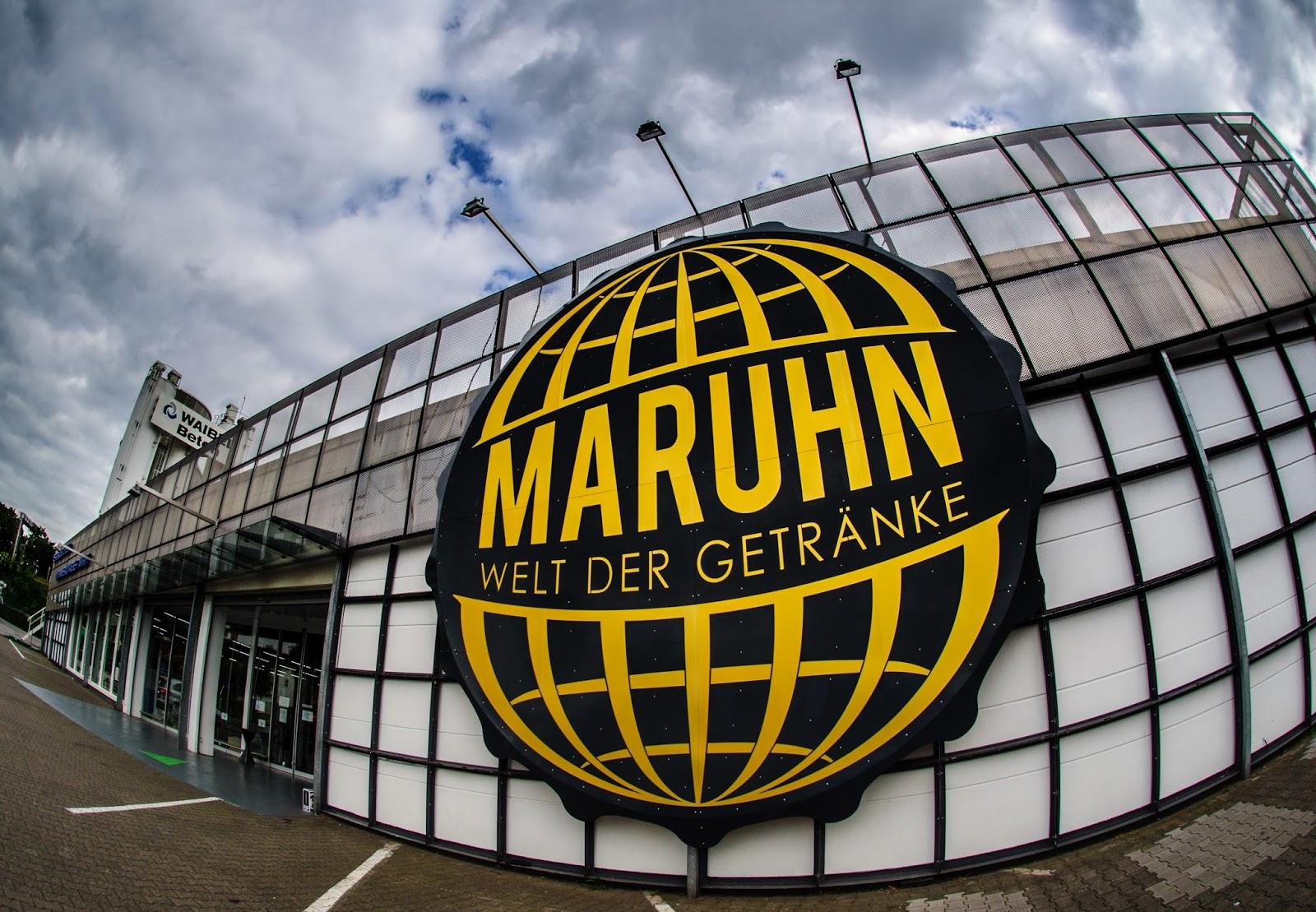 A Jersey Broad Abroad: Getränkemarkt Maruhn GmbH & Co. KG: Beer ...