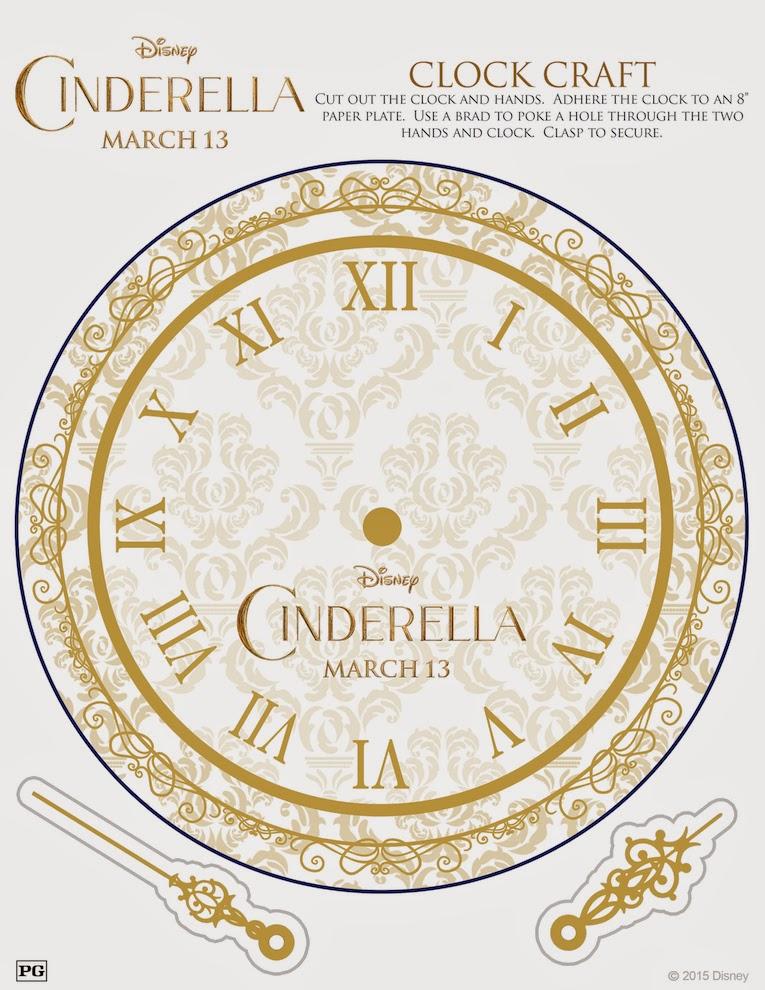 Free Cinderella Party Printables: 10 Free Cinderella Activity Sheets ...