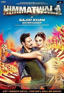 Himmatwala 2013 film