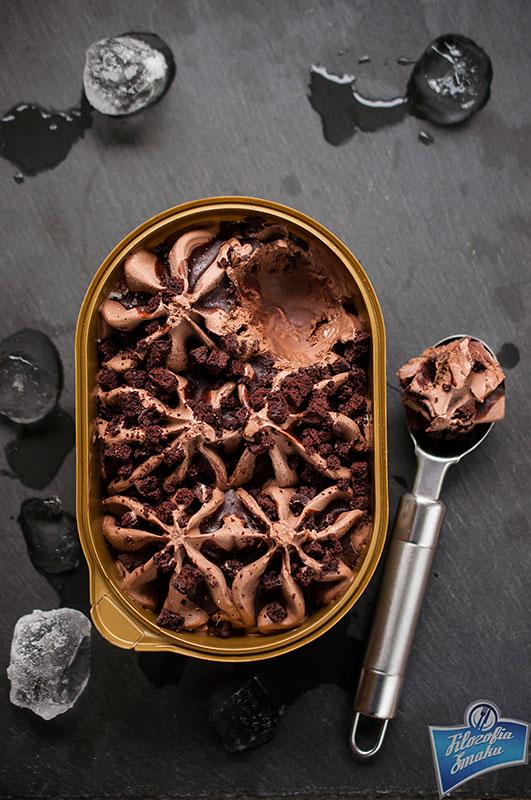 Lody brownie