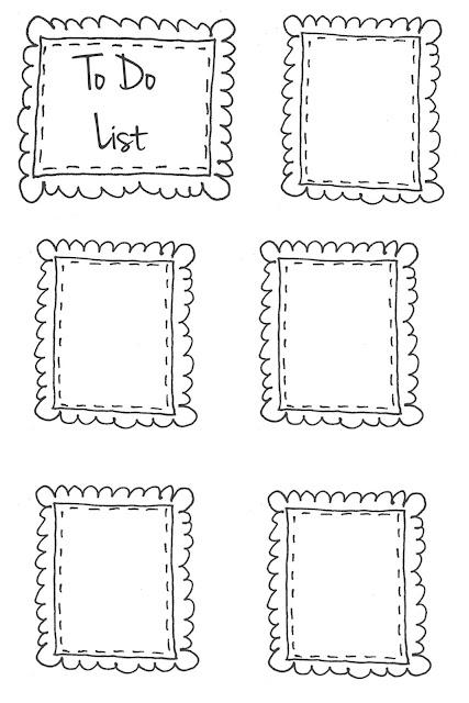 To Do List - Jalien Cozy Living - Free printable - Gratis printen