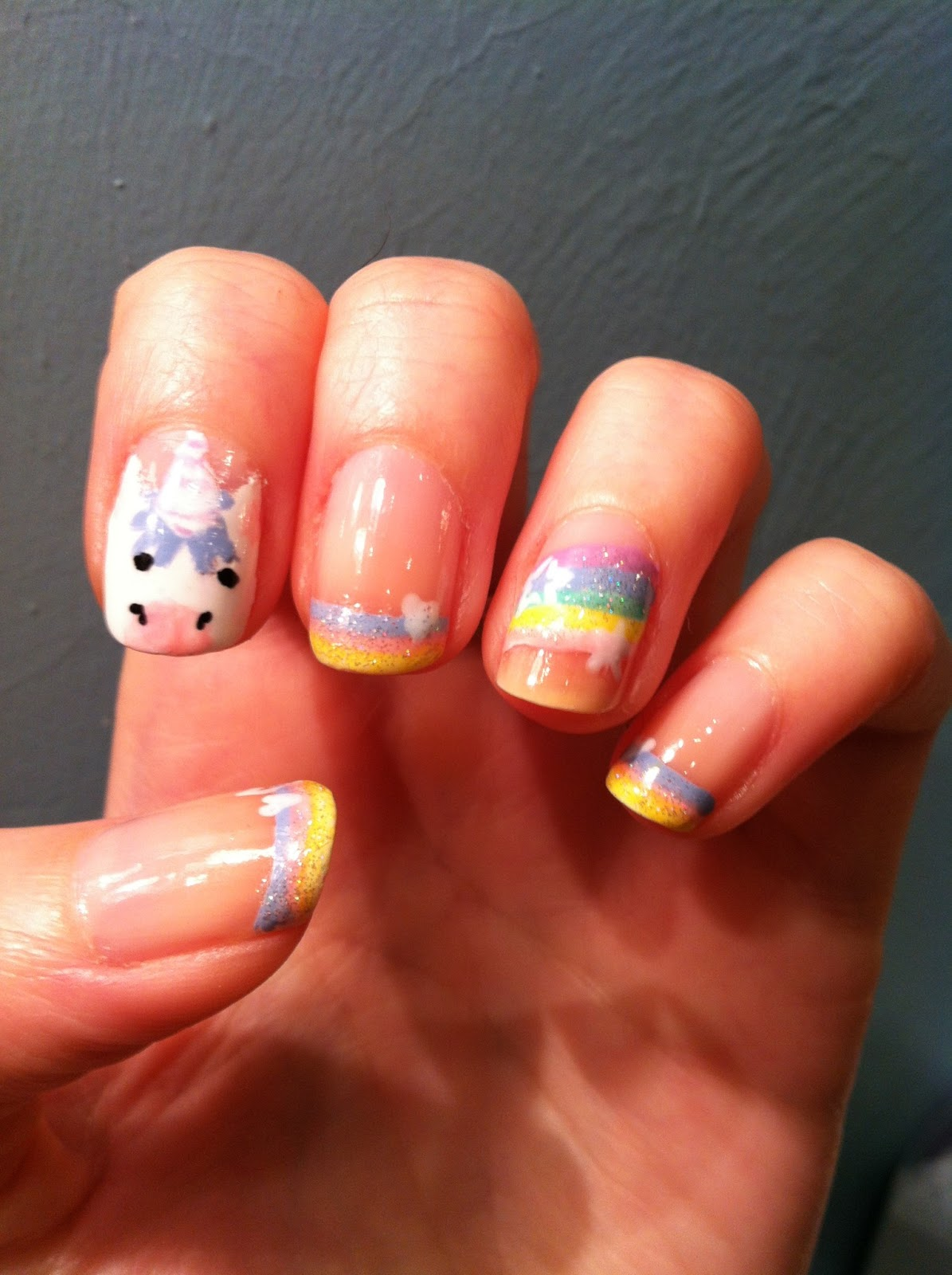 Cutie Cle 31 Day Nail Challenge Week 29 Inspired By The Supernatural