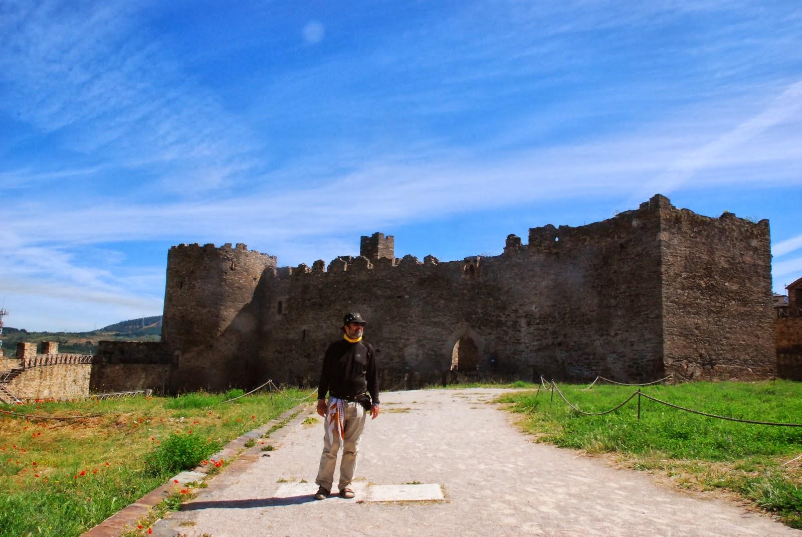 Il cammino di santiago da laico i difensori del tempio for Tempio di santiago