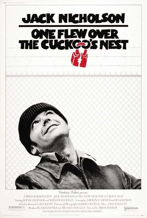 ONE FLEW OVER THE COCKOO'S NEST (1975)