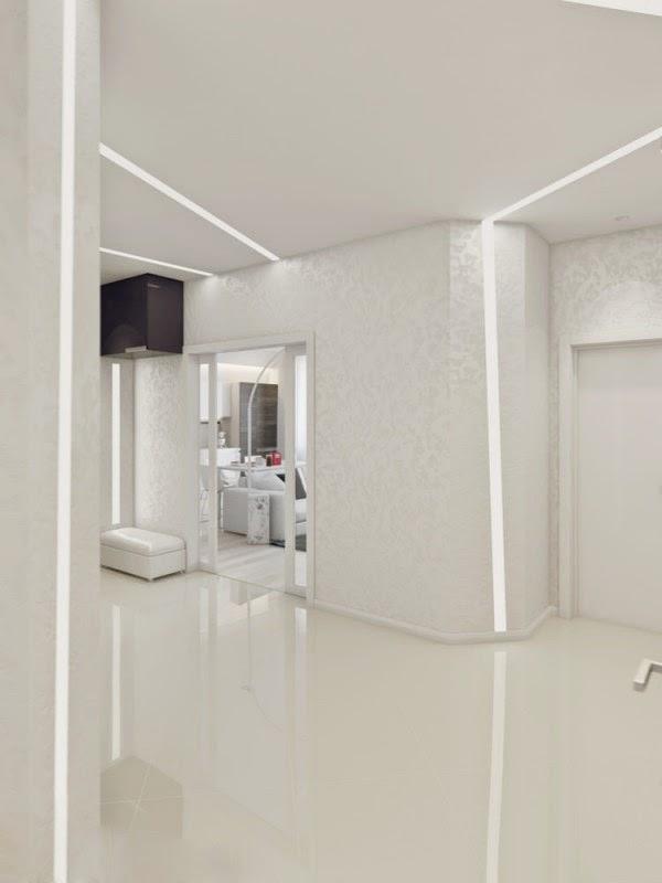 Un angolo di design: total white o no?